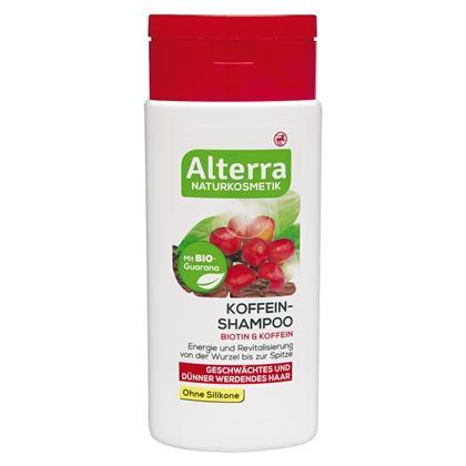 das alterra-koffein-shampoo-biotin-und-koffein - (Shampoo, Koffein, Balea)
