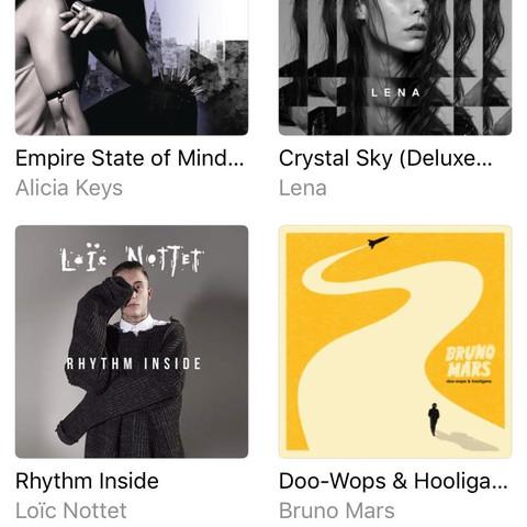 Das doo wops... Album  - (Musik, Apple, iTunes)