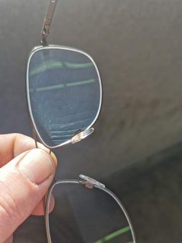 Ist das bei dieser Brille normal?