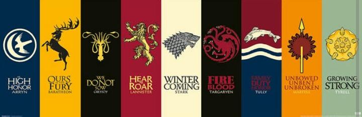 Ist Das Bild Ein M Glicher Game Of Thrones Spoiler Wappen