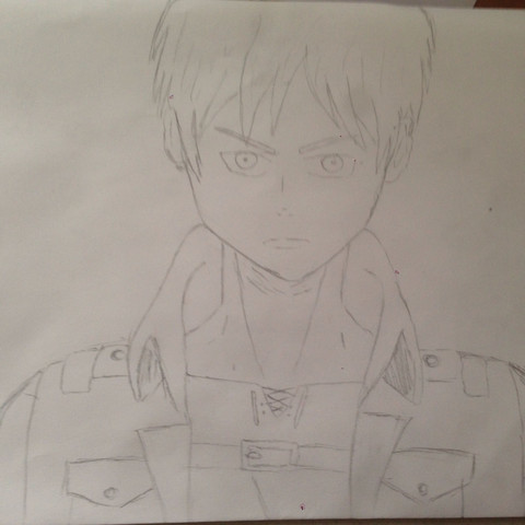 Eren Jaeger - (Youtube, Anime, Manga)