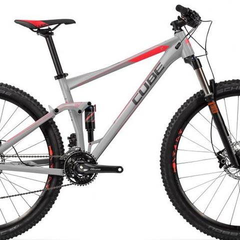 Da ist das gute Stück - (Sport, Fahrrad, Mountainbike)
