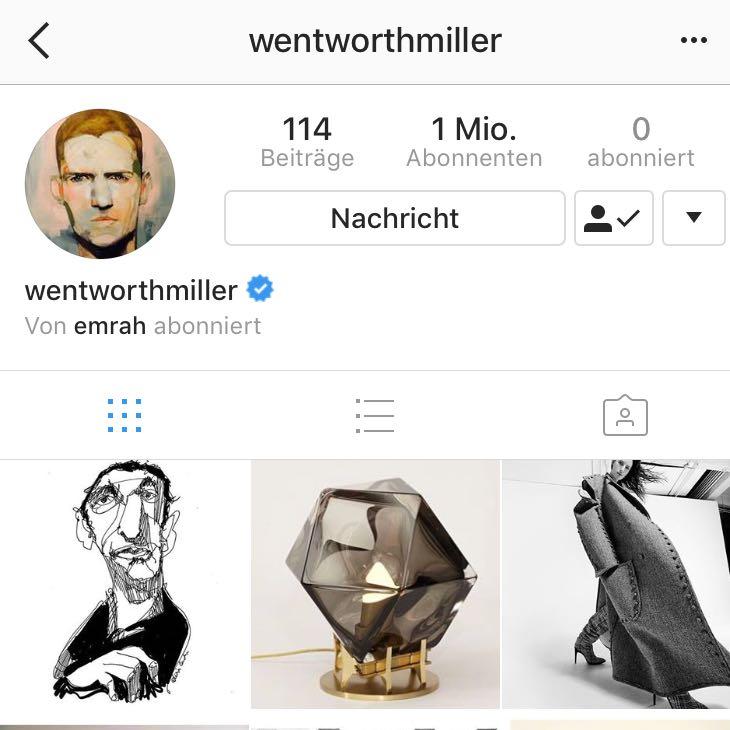 Ist Das Der Echte Wentworth Miller? (Filme Und Serien
