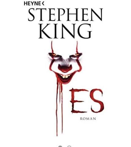 Ist das der erste oder der zweite Teil von Stephen King?