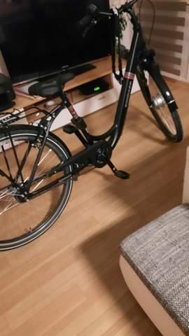 Ist das ein Damen E-Bike?