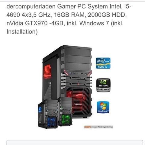Das ist der pc - (PC, Gaming, Grafikkarte)