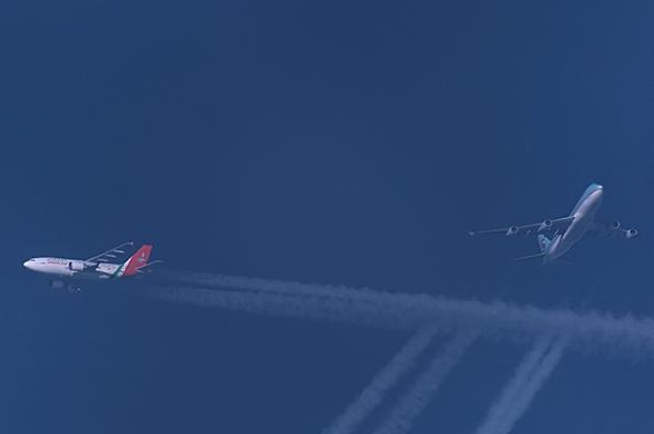 Ist das ein gutes fernglas für planespotting? flugzeug flughafen