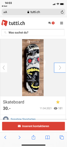 Ist das ein gutes Skateboard?