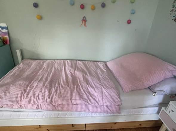 Ist das ein hässliches Bett?
