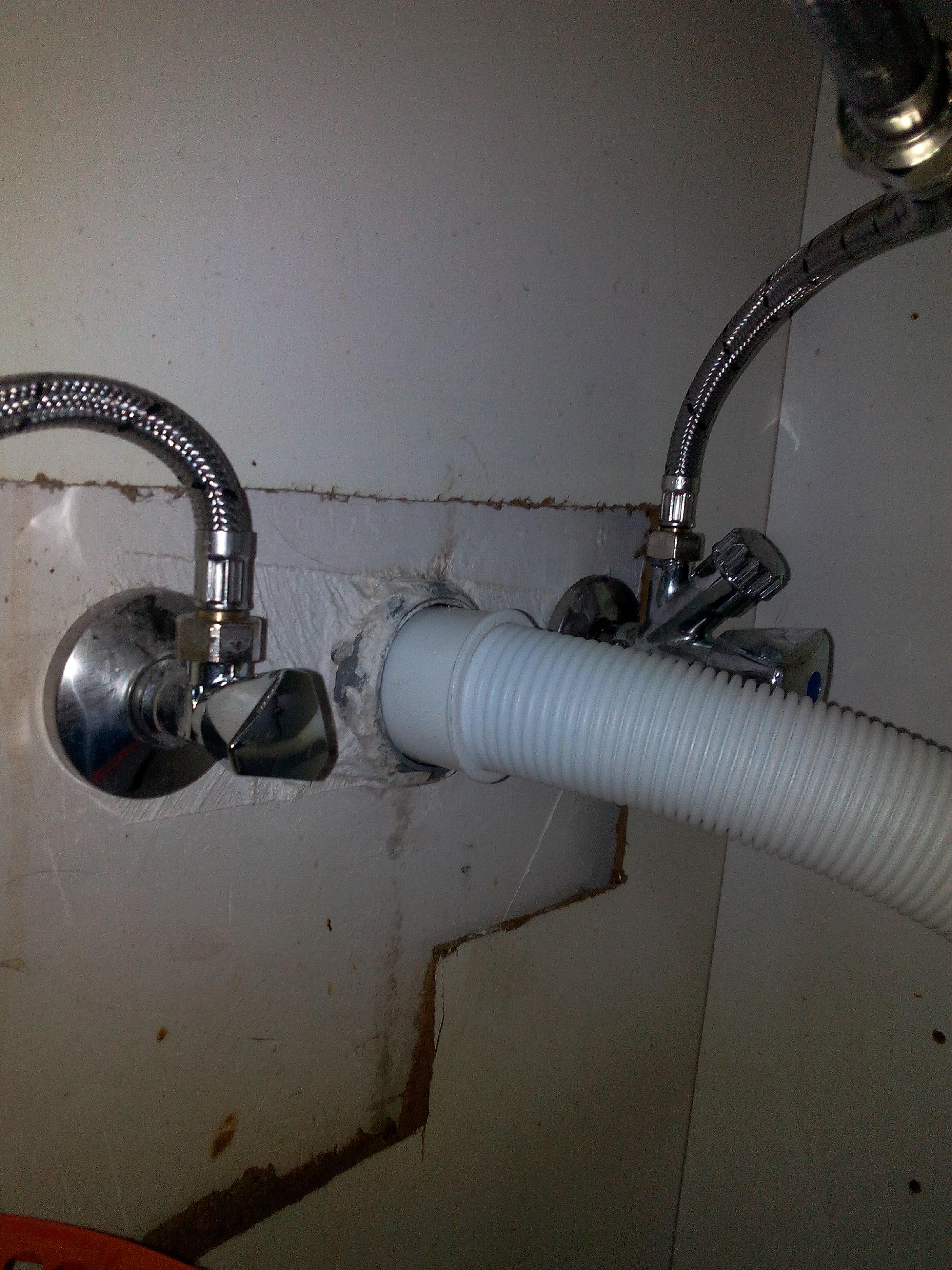 ist das ein hochdruck wasseranschluss? (küche, armatur)