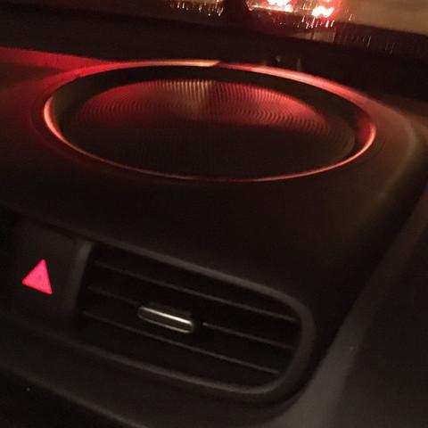 Lautsprecher oder Lüftung? - (Auto, Lautsprecher, soul)