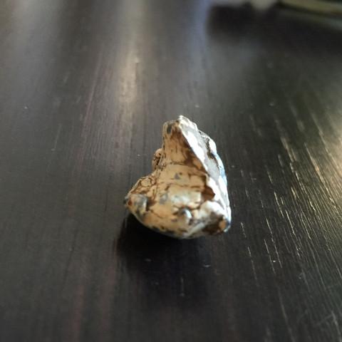 Bild 3 - (Meteorit, Metalldetektor)