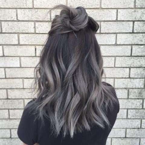 Das sind die Haare von denen ich spreche. - (Haare, Beauty, Haarfarbe)