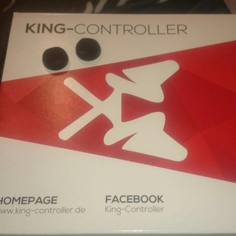 Mein Controller hat eine Lackierung und Paddels alles was halt dran muss - (Gaming, PS4, xbox)
