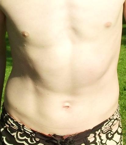 Bauch - (Körper, Fitness, Bauch)
