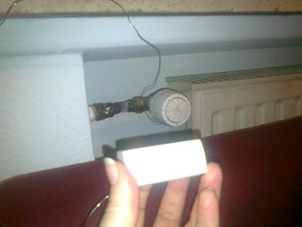 ist das ein thermostat? (Heizung, Thermostat kaputt)