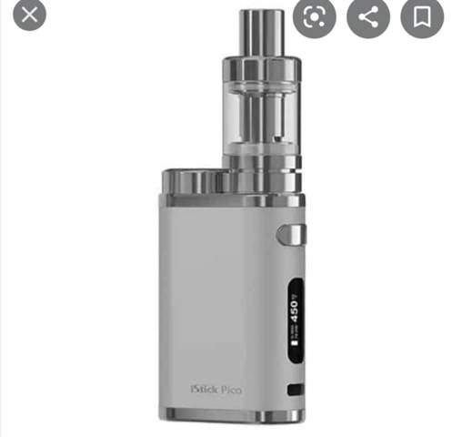 Ist das eine E-Shisha oder E-Zigarette, weil da kommt ja nur Dampf raus wie bei ner Shisha?