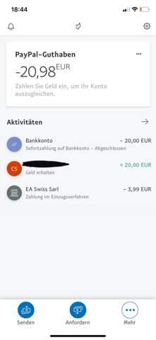 Paypal Fake Konto