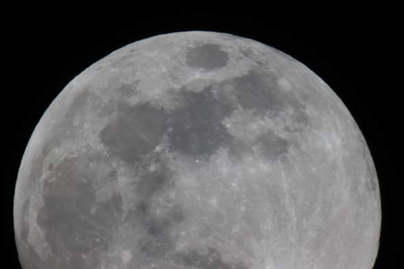 Ist das eine gute Mondaufnahme?