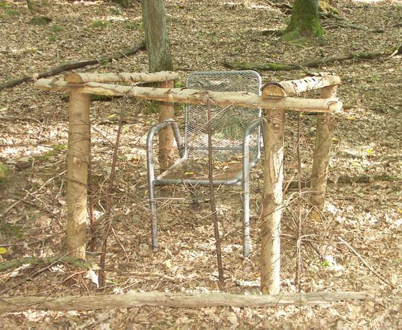 Ist Das Eine Jagdliche Einrichtung Tiere Wald Jagd