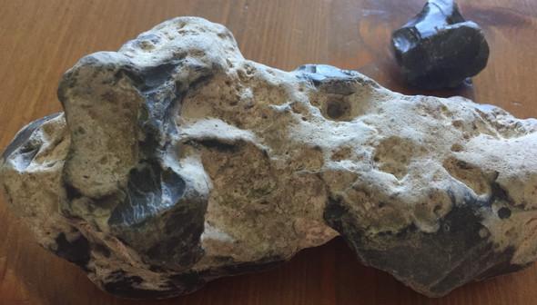 Die Steine lagen nebeneinander  - (Steine, Geologie, Mineralien)