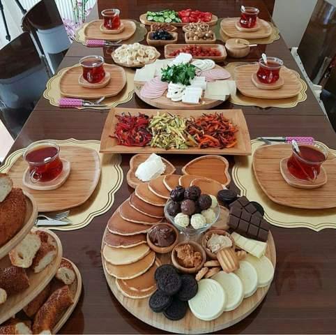 Is the good breakfast?
