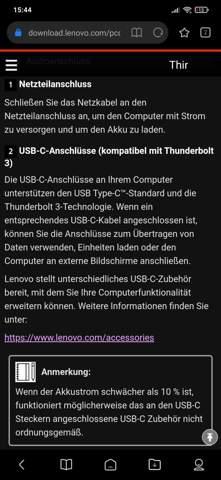 ist das jetzt thunderbolt 3 oder usb-C?