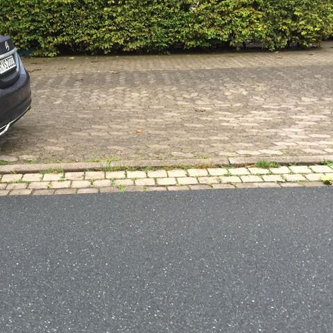 Blick von der Straße  - (Recht, Verkehrsrecht)