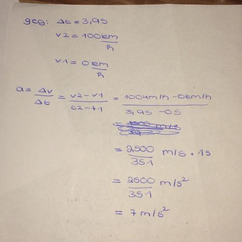 Hier die Rechnung :)  - (Schule, Physik, Formel)