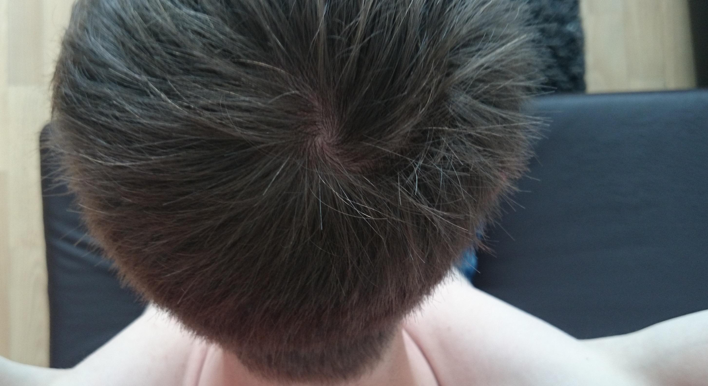Coole manner frisuren graue haare