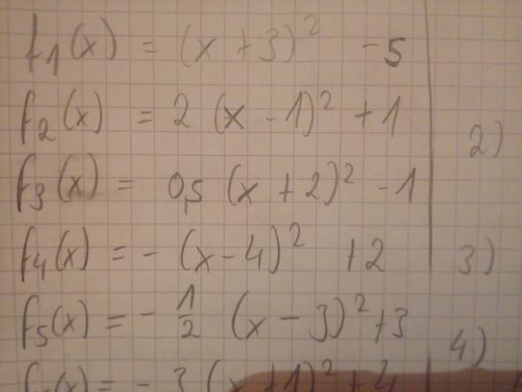 - (Schule, Mathe)