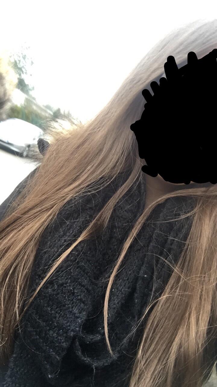 Spliss Haare