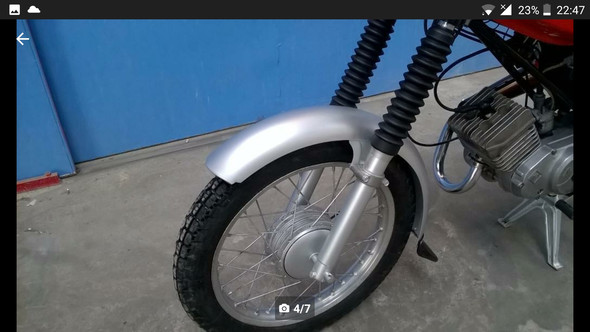 """Simson S51 """"Enduro"""" - (Technik, Technologie, Auto und Motorrad)"""