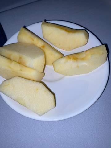 Ist der Apfel noch gut?