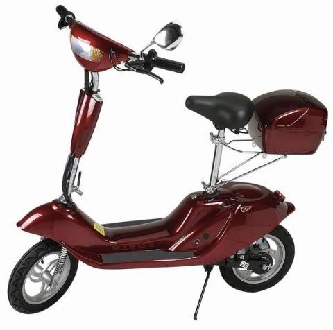 ist der e scooter peinlich fahrrad elektrotechnik moped. Black Bedroom Furniture Sets. Home Design Ideas
