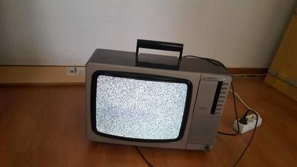 ist der Farbfernseher eventuell noch was wert?