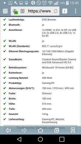 der pc - (Gaming PC, Gut oder nicht)
