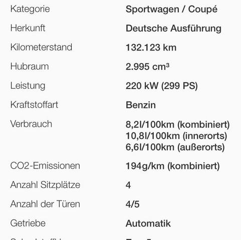 8,2l verbrauch  - (Auto, Auto und Motorrad, KFZ)