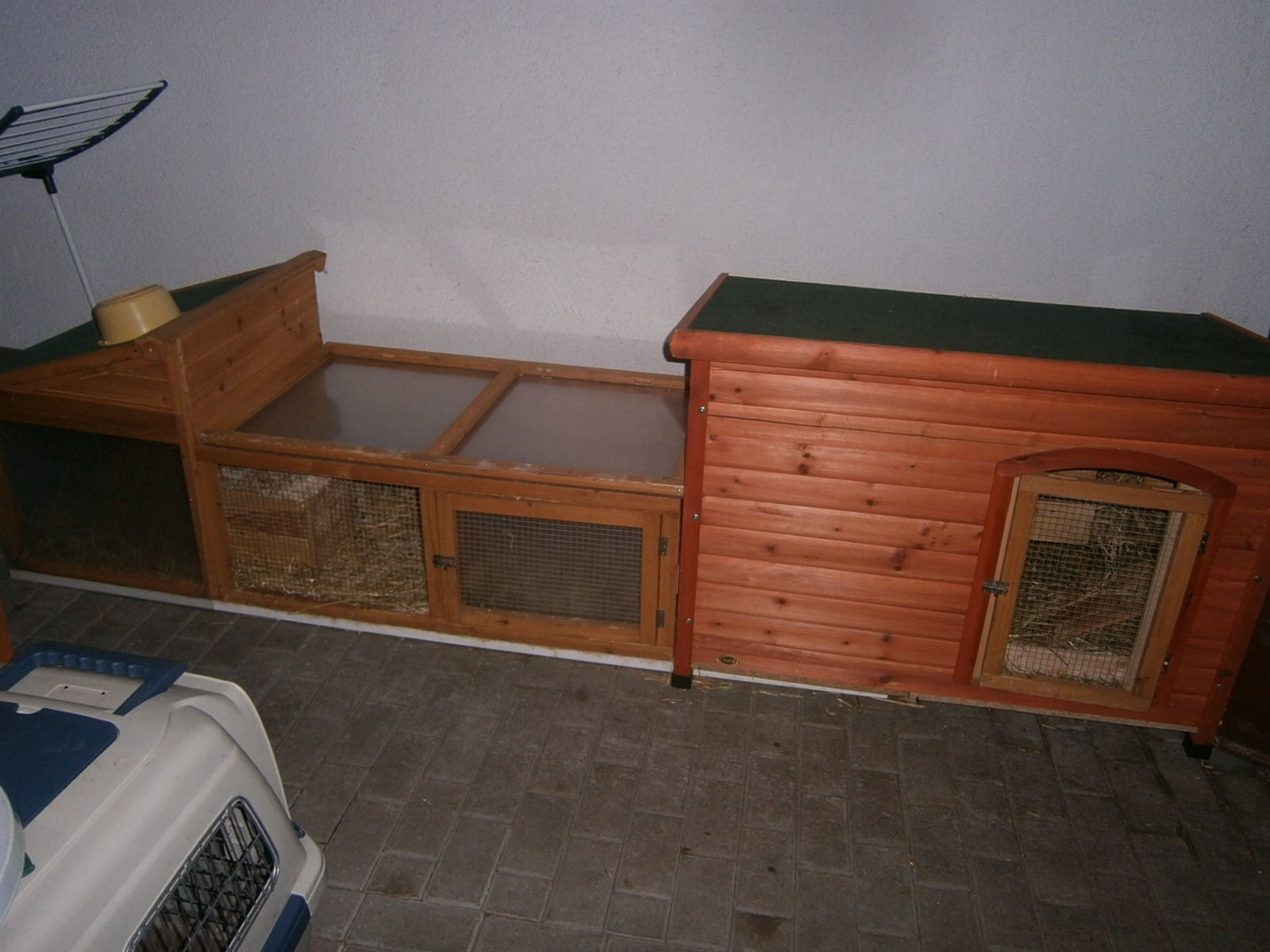 genial meerschweinchen spielzeug selber bauen tierspielzeug. Black Bedroom Furniture Sets. Home Design Ideas
