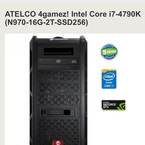 Hier is er - (PC, Gaming)