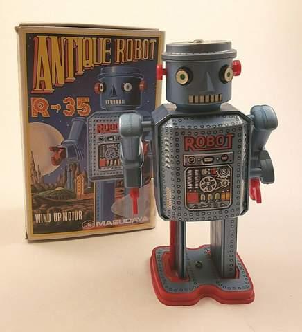 Ist der Roboter was wert?