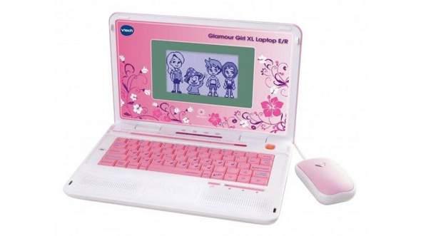 Ist der VTech Lerncomputer nur für Kinder (7-9 Jahre) - siehe Bild?