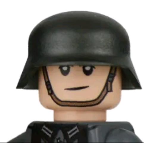 Ist der Wehrmacht Helm als Profilbild erlaubt?