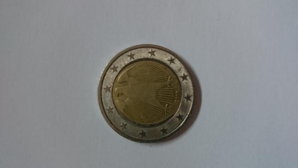 rückseite - (Euro, Münzen, zwei)