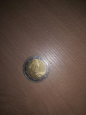 Ist Die 2 Münze Selten Geld Euro Münzen