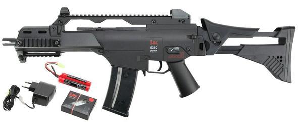 G36C IDZ - (Freizeit, Waffen, Softair)