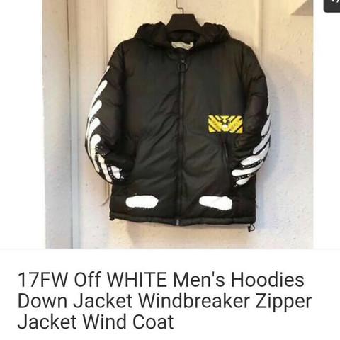 Ist die Jacke von off white Orginal woran erkenne ich das?