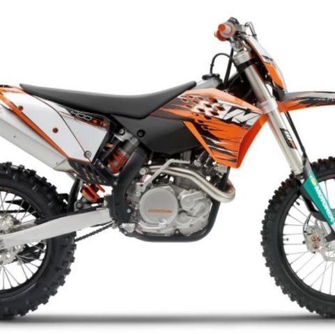 Hier sehr ihr sie mal :) - (Moped, 125ccm, Enduro)