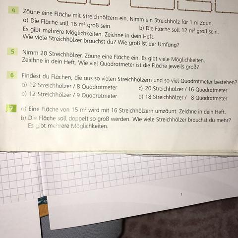 Ist die Lösung (Streichholz) Nr.7 richtig so?