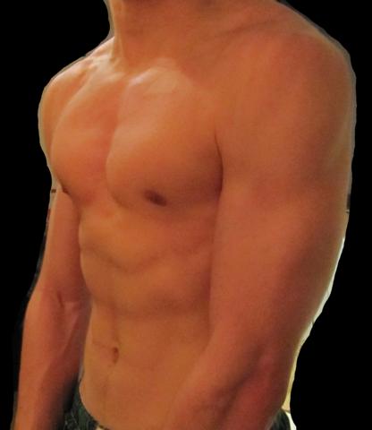 Ich - (Sport, Training, Muskeln)